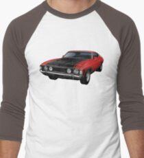 Ford Falcon XA GT Coupe Men's Baseball ¾ T-Shirt