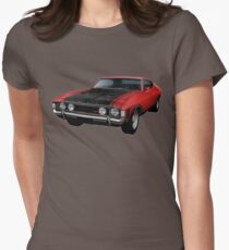 Ford Falcon XA GT Coupe Women's Fitted T-Shirt