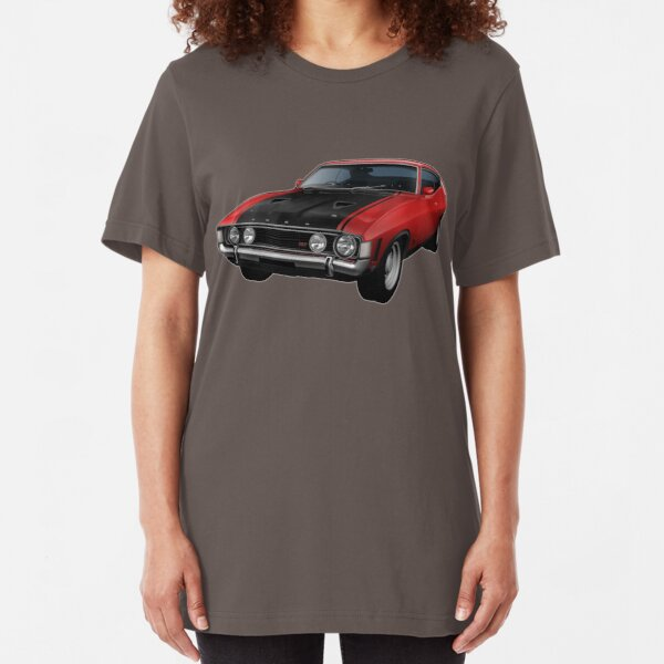 Ford Falcon XA GT Coupe Slim Fit T-Shirt