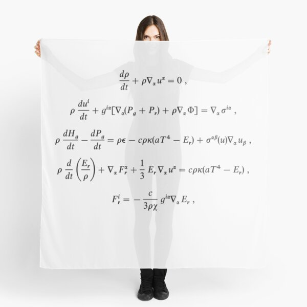 Extended Mihalas's radiation-hydrodynamic equations to a more general case including convection Scarf