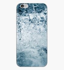 Vinilo o funda para iPhone Freezing Falls