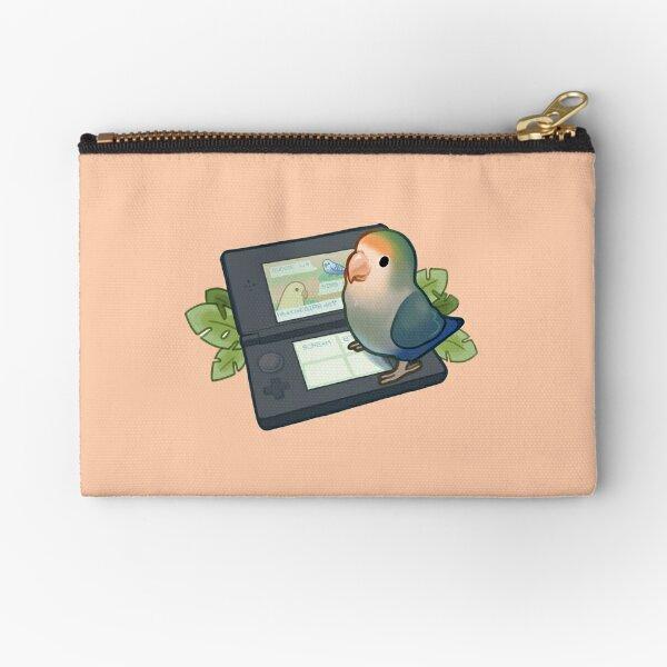 Gamer bird Zipper Pouch