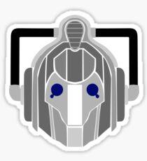 cyberman Sticker
