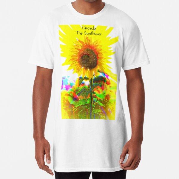 The SUNflower Long T-Shirt
