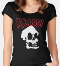 Misfit Murray Women's Fitted Scoop T-Shirt