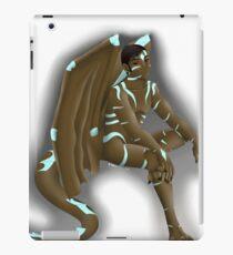 John Demon Anthro Design iPad Case/Skin