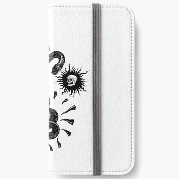 Martial Snake iPhone Wallet
