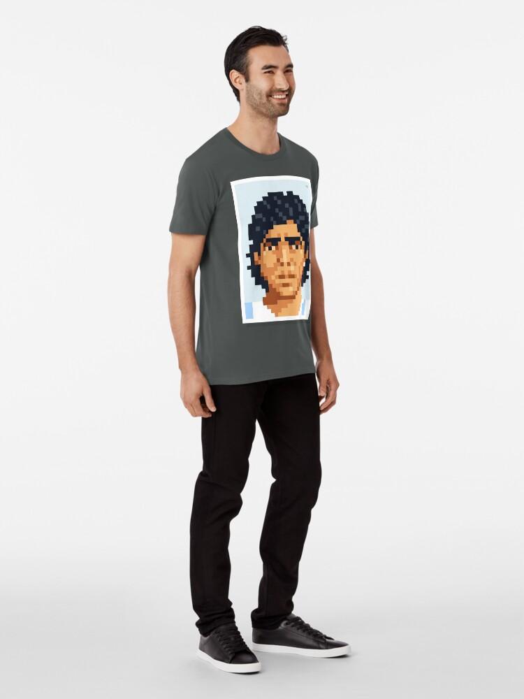 Alternate view of His hand Premium T-Shirt