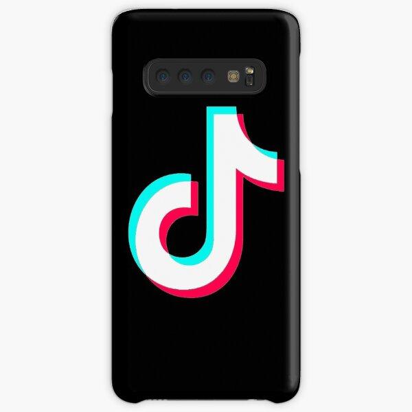 Tik Tok Logo Samsung Galaxy Snap Case