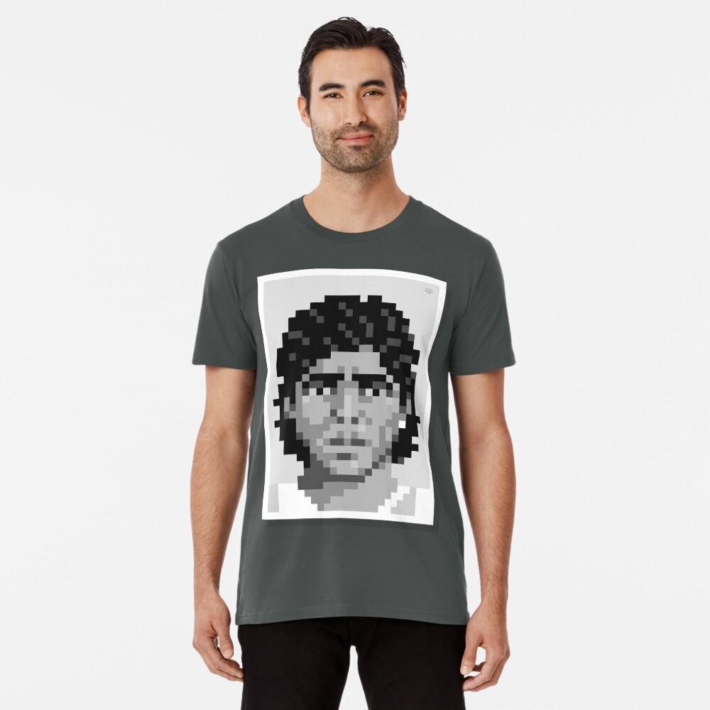 His hand — Mono Premium T-Shirt