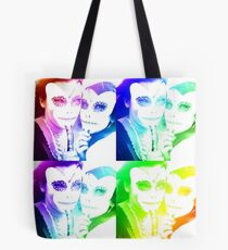 electric day of the undead Tote Bag