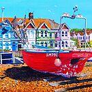 Bed, Breakfast and Boats by Paula Oakley