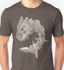 Steelix by Derek Wheatley Unisex T-Shirt