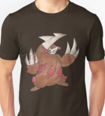 Excadrill by Derek Wheatley Unisex T-Shirt