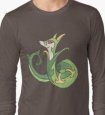 Serperior by Derek Wheatley Long Sleeve T-Shirt