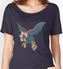 Braviary by Derek Wheatley Women's Relaxed Fit T-Shirt
