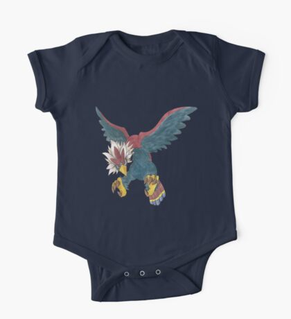 Braviary by Derek Wheatley Kids Clothes