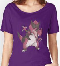 Krookodile by Derek Wheatley Women's Relaxed Fit T-Shirt