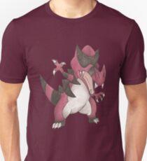 Krookodile by Derek Wheatley Unisex T-Shirt