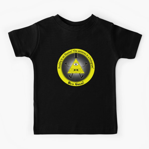 Reality Is An Illusion Kids T-Shirt