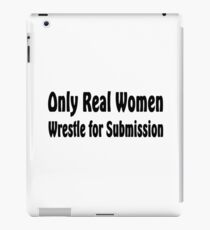 Wrestle iPad Case/Skin