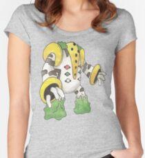 Regigigas by Derek Wheatley Women's Fitted Scoop T-Shirt