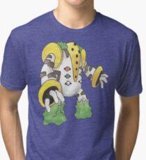 Regigigas by Derek Wheatley Tri-blend T-Shirt