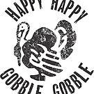 happy thanksgiving by Vana Shipton