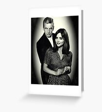 Dr. and Mrs. Oswald Greeting Card