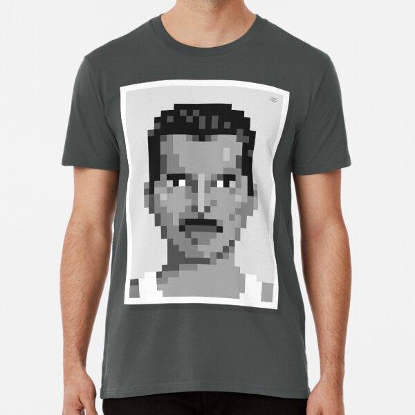 His majesty — Mono Premium T-Shirt