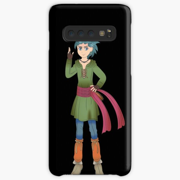 Erik Dragon Quest 11 Samsung Galaxy Snap Case