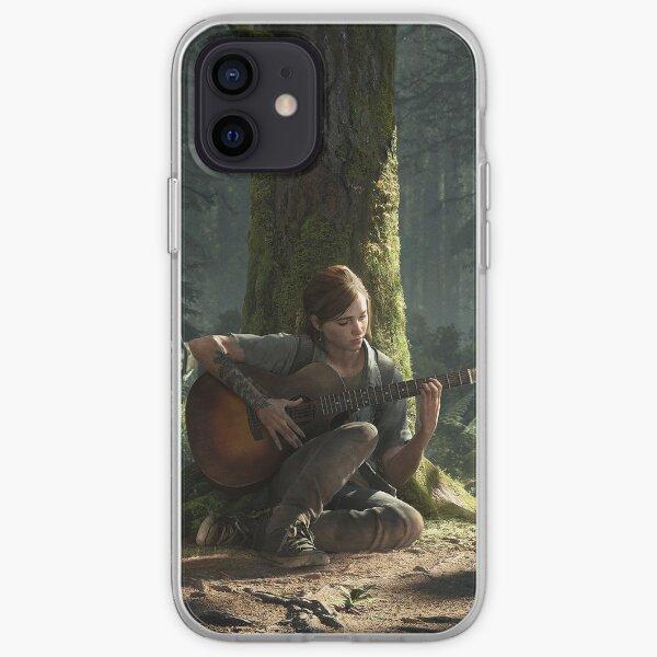 The Last Of Us Part II - Light Theme Coque souple iPhone