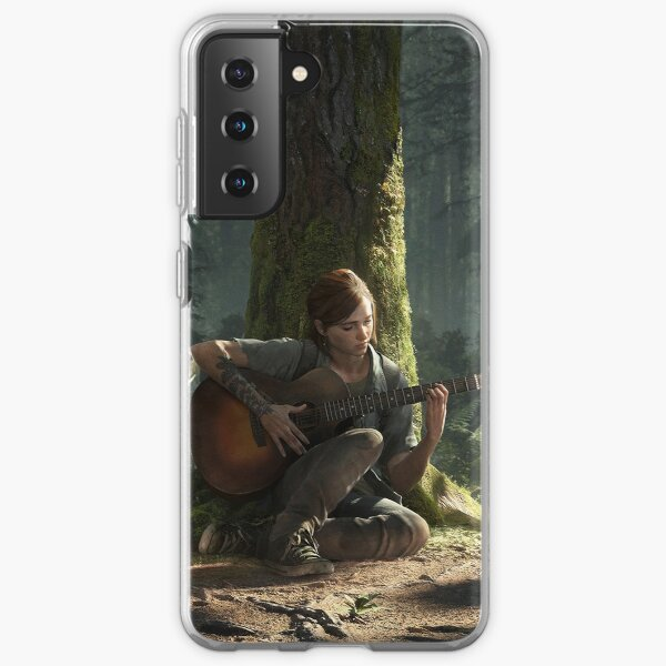 The Last Of Us Part II - Light Theme Samsung Galaxy Soft Case
