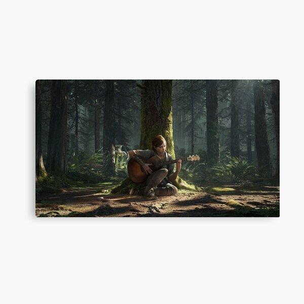 The Last Of Us Part II - Light Theme Impression sur toile
