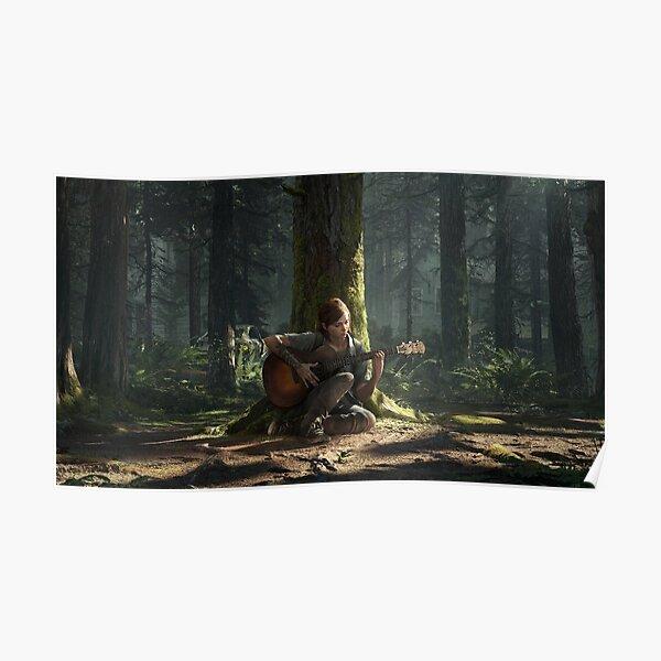 The Last Of Us Part II - Tema ligero Póster