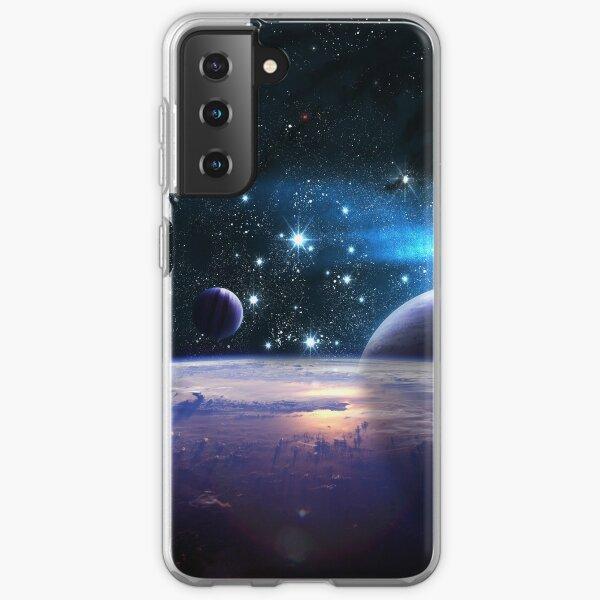 Solar System Samsung Galaxy Soft Case