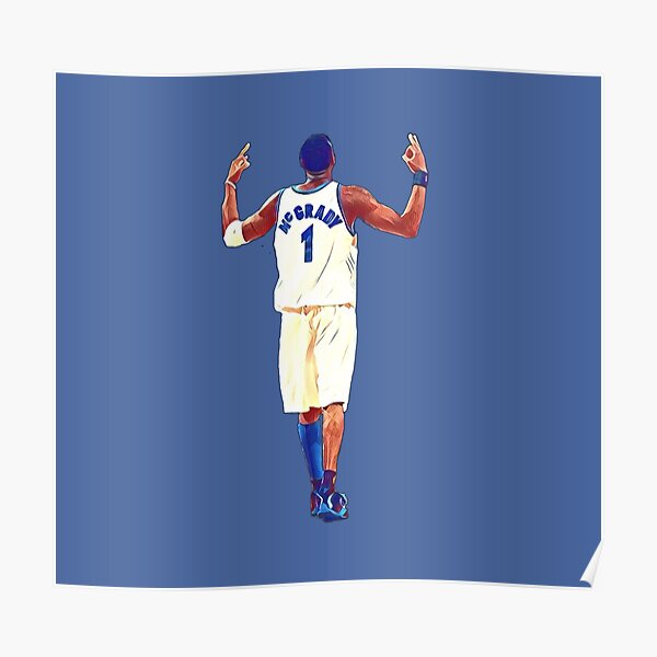 Tracy McGrady T Mac Basketball Star Room Club Art Wall Poster Print 505