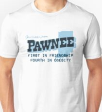 Greetings from Pawnee T-Shirt