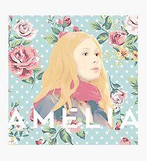 Amelia Pond Photographic Print