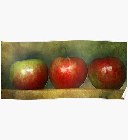 How Do You Like Them Apples Poster