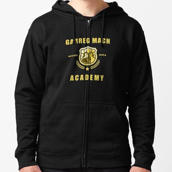 Garreg Mach Academy Golden Deer Zipped Hoodie