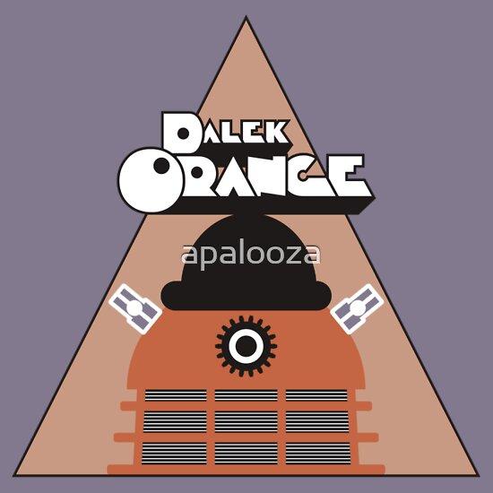 TShirtGifter presents: A Dalek Orange