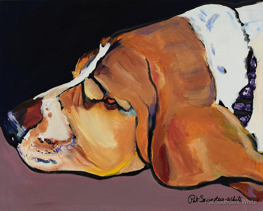 Farley by Pat Saunders-White