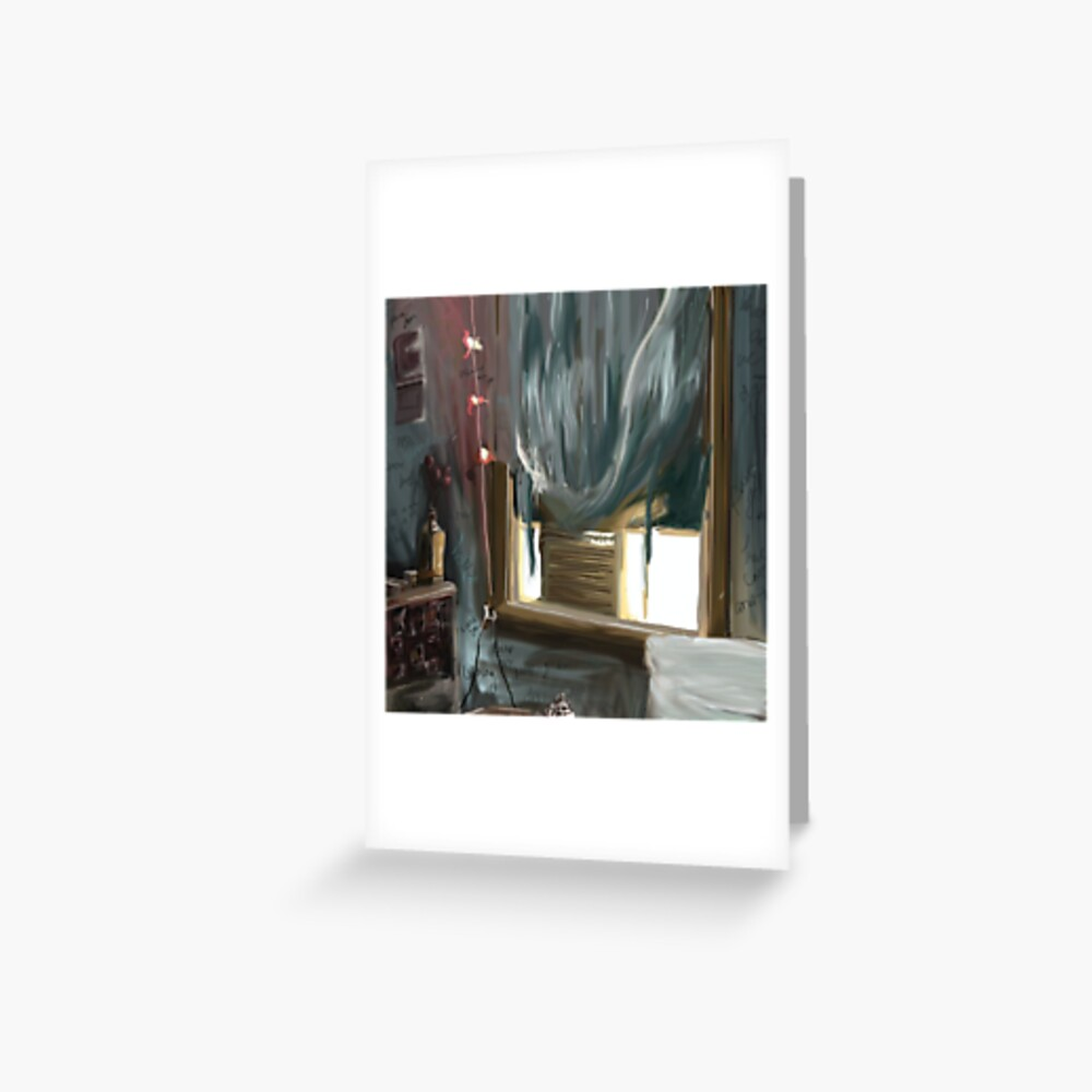 Cozy Cave  Greeting Card