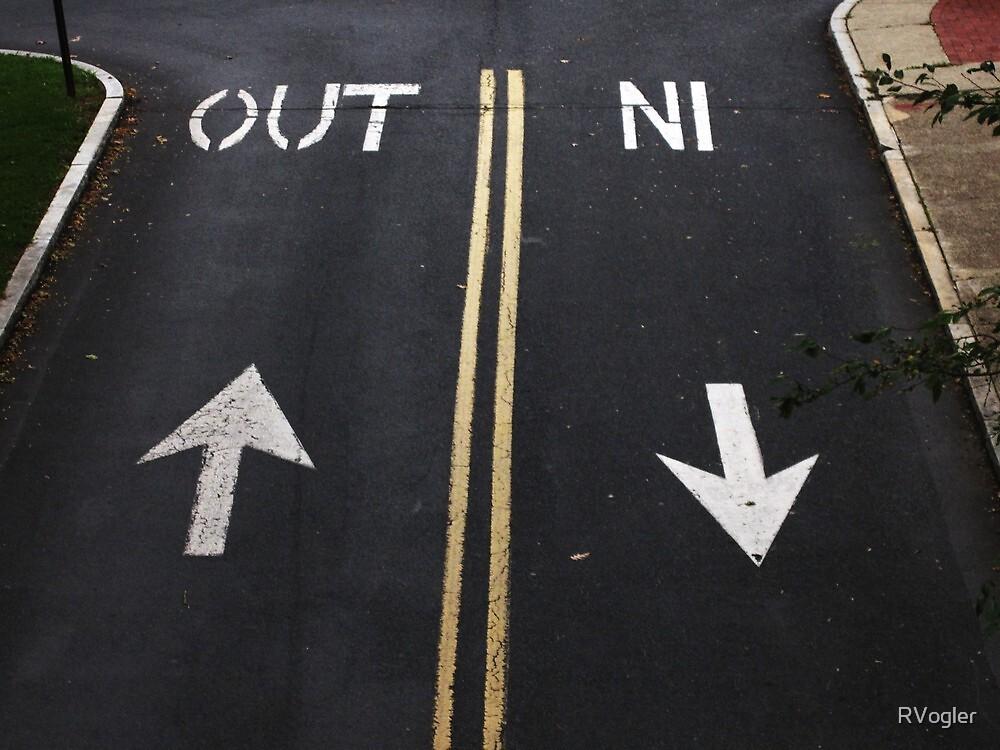 Which Way? by RVogler