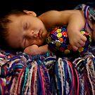 Newborn April by Sharon Robertson