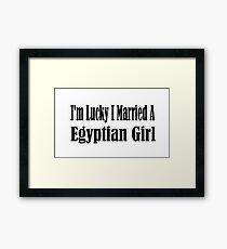Egypt Framed Print