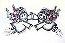Angel Hugs - truly smitten! by Lisafrancesjudd