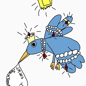 Lucky Bird by lexasaurus