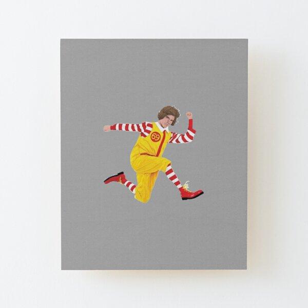 Danny McDuncan Wood Mounted Print